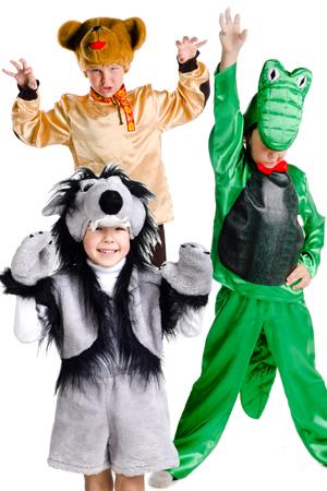 театральные и маскарадные костюмы