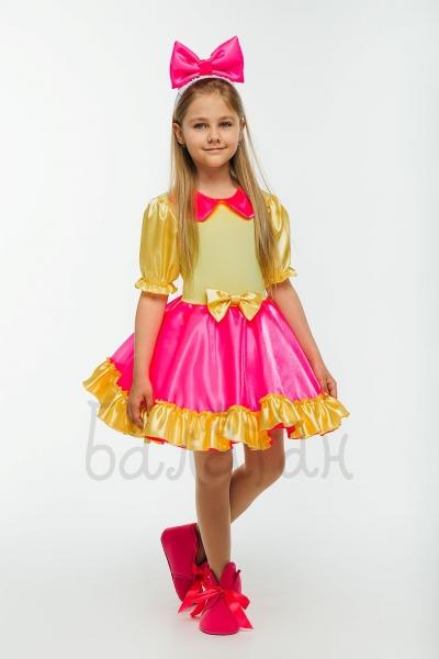 Костюм куклы  LOL Дива (Diva) для девочки