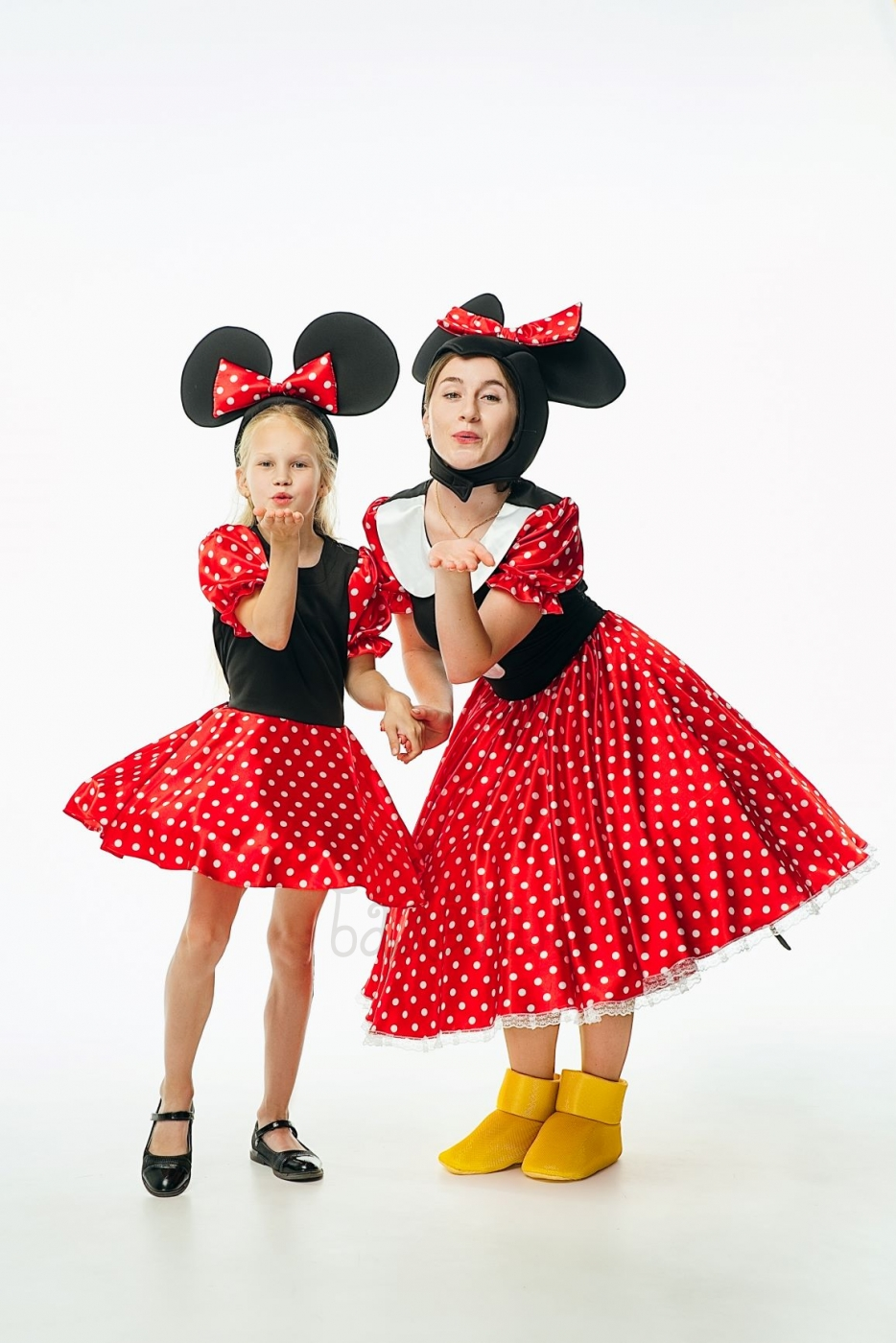 Костюм Минни Маус (Minnie Mouse)