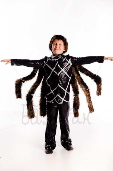 Костюм паука для мальчика