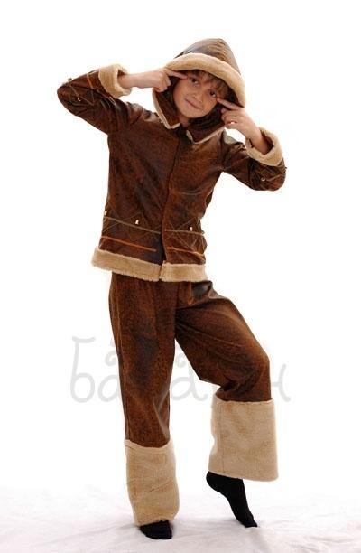 Костюм эскимоса для мальчика