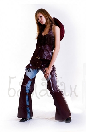 Cowboy costume for woman