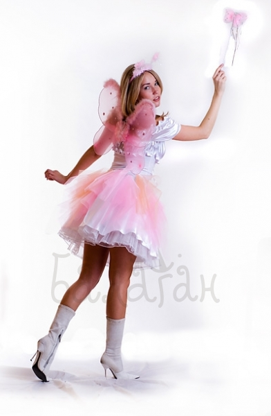 Fairy fairytales story costume for woman