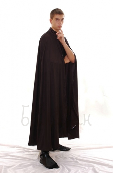 Carnaval cloak costume for man