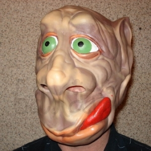 Mask of Goblin Halloween style Accessories