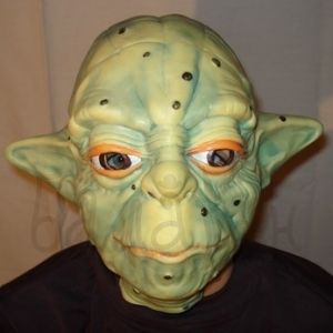 Mask of Yoda Star Wars Halloween style Accessories