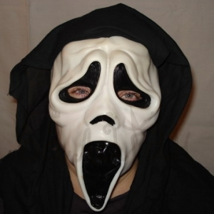 Mask of Scream Halloween style Accessories