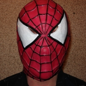 Mask of Spiderman Halloween style Accessories