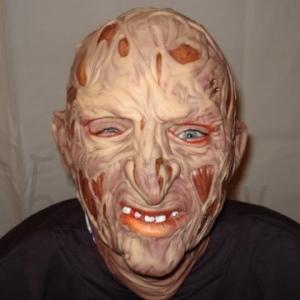 Mask of Freddy Krueger Halloween style Accessories