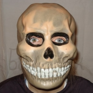 Mask of Skull Halloween style Accessories