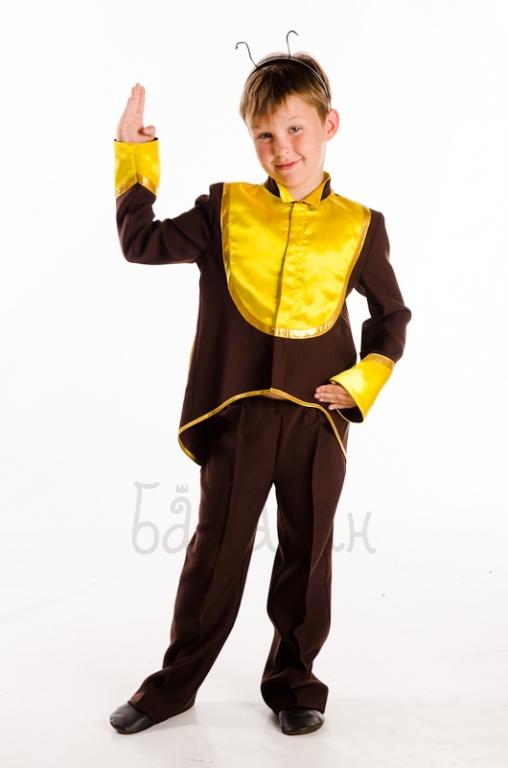 Как сшить костюм таракана