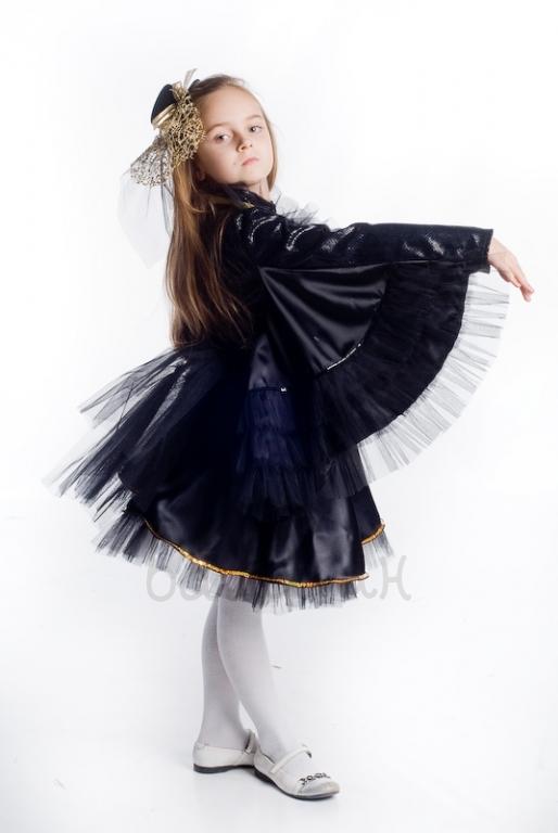 Как сделать костюм ворона своими руками фото