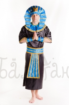 Tutankhamun Pharaoh of Egypt costume for man