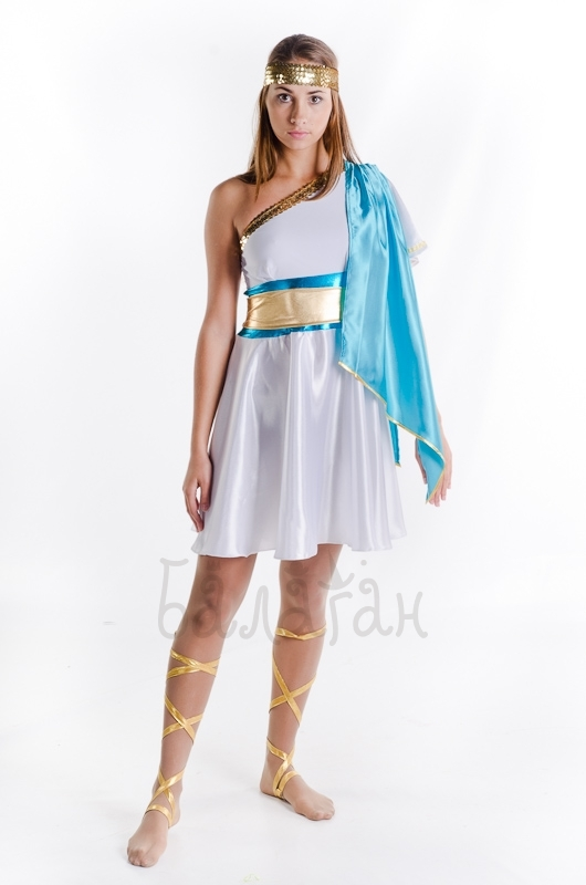 Костюм богини Афродиты