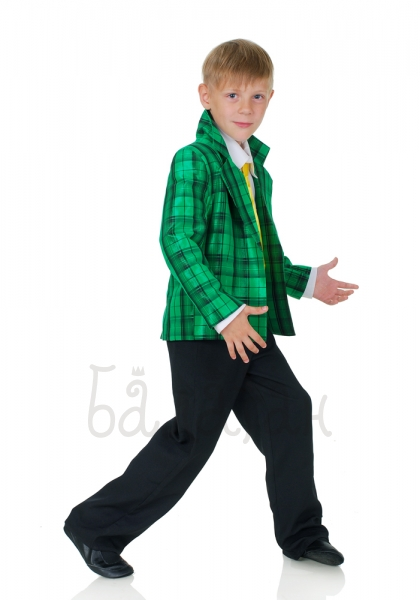 Stylish guy costume for little boy
