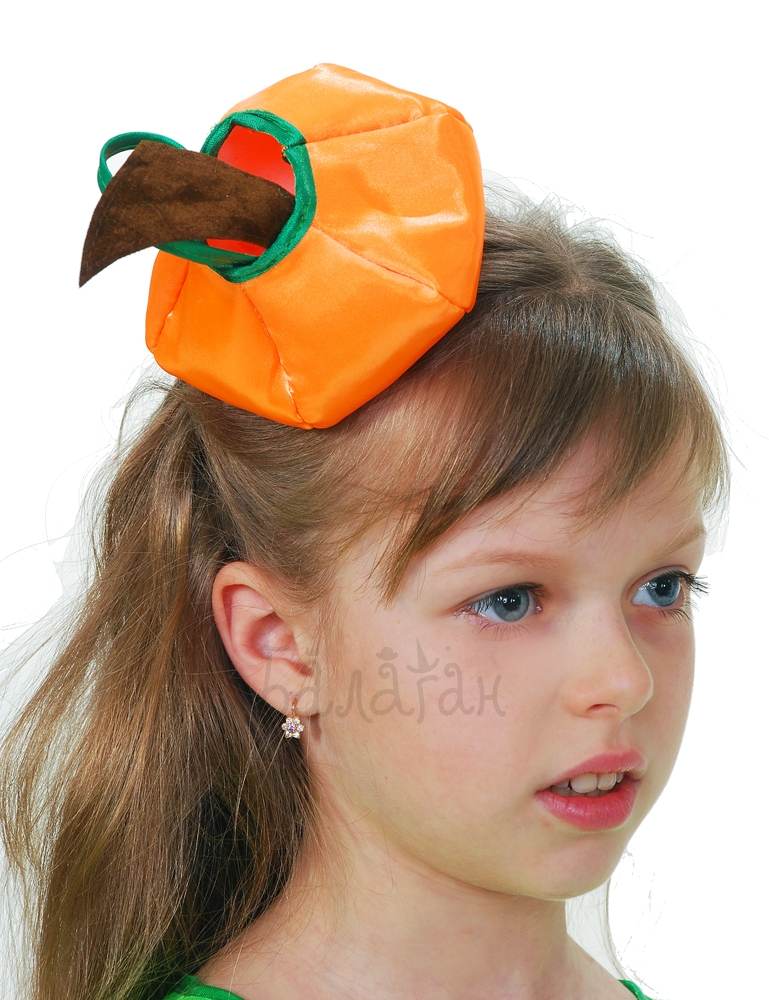 Funny vegetable Pumpkin costume for little girls
