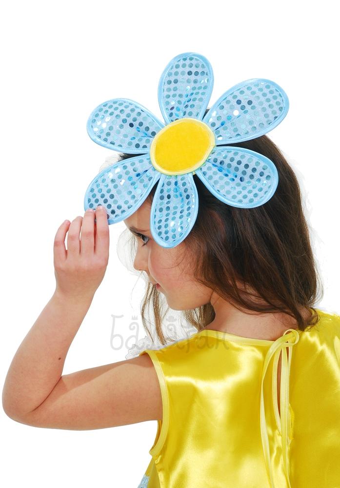 Костюм цветка для девочки