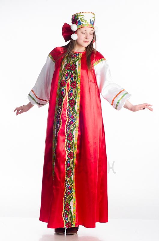 Костюм русской красавицы женский (SP)