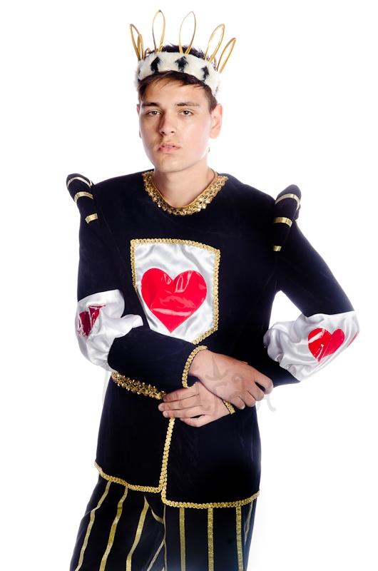 Костюм Червового Короля