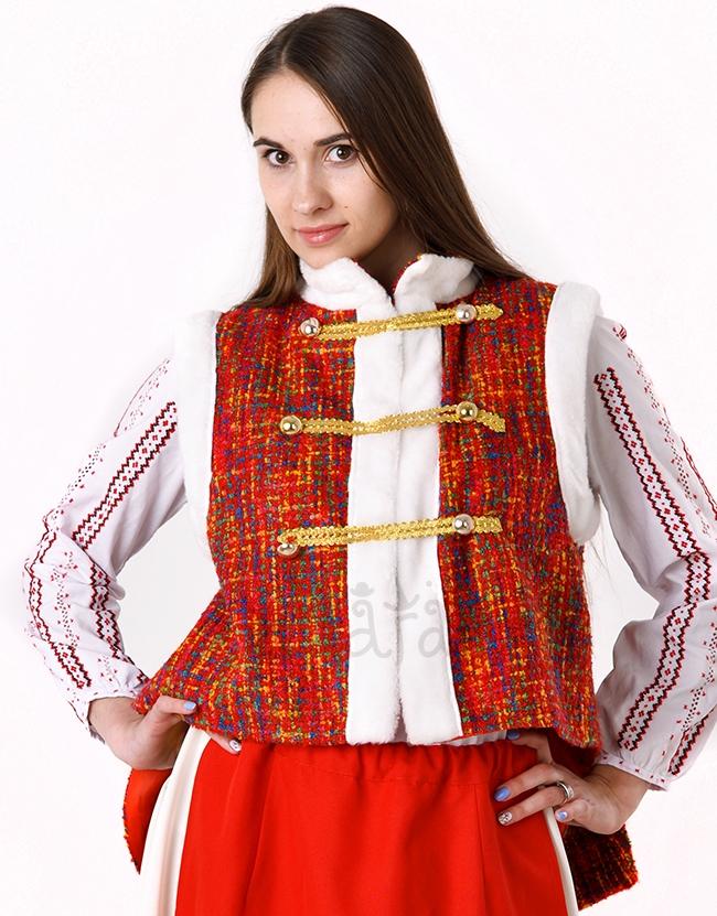 Жилет украинский женский