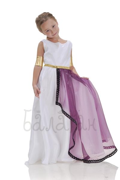 Костюм римский для девочки
