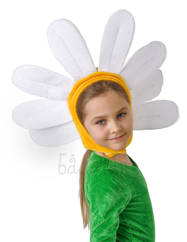 Костюм ромашки для девочки