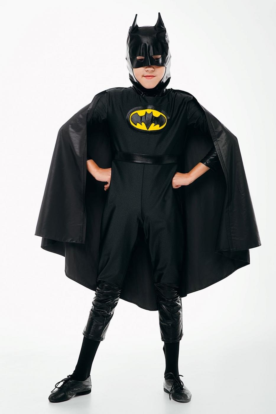 Костюм Бетмена для мальчика