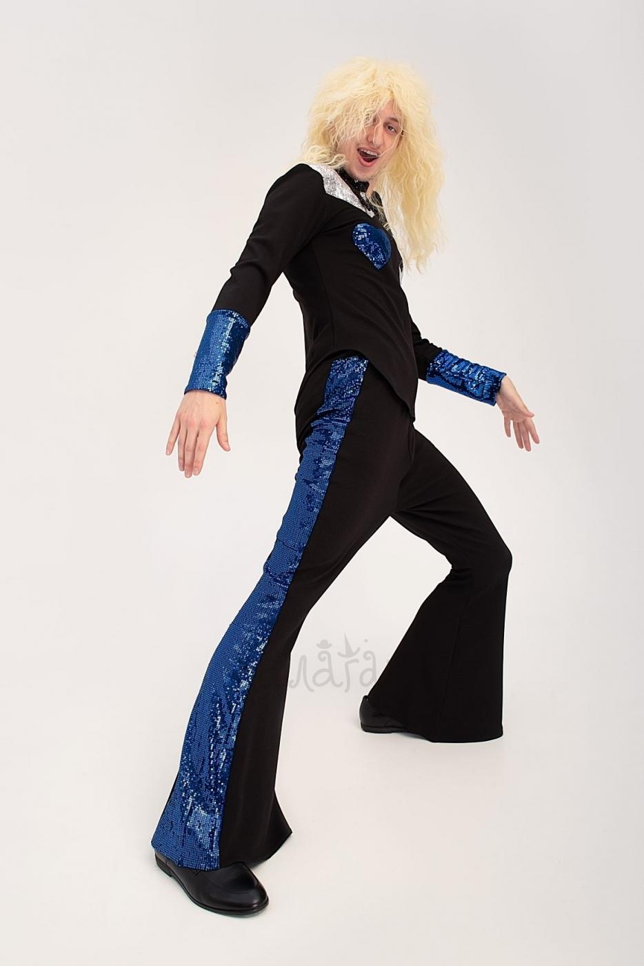 Костюм в стиле диско мужской (ABBA)