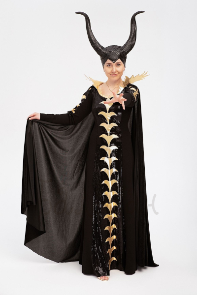 Maleficent Disguise Disney Sleeping Beauty costume for woman