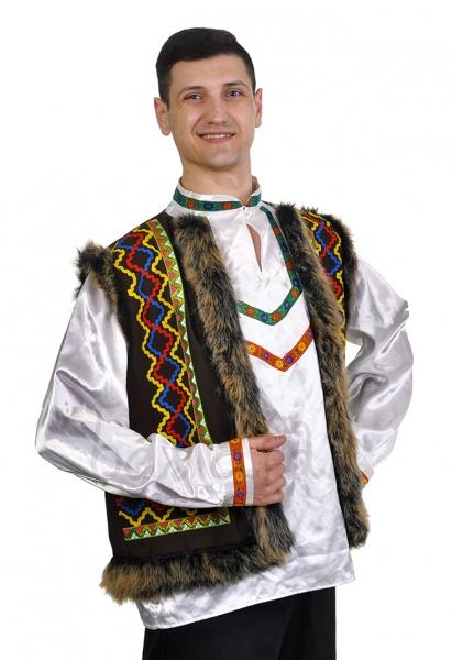 Жилет украинский мужской