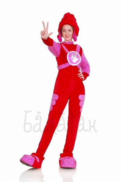 Fixico Masya modern cartoon costume for woman