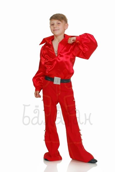 The Bremen town musicians Troubadour costume for little boy