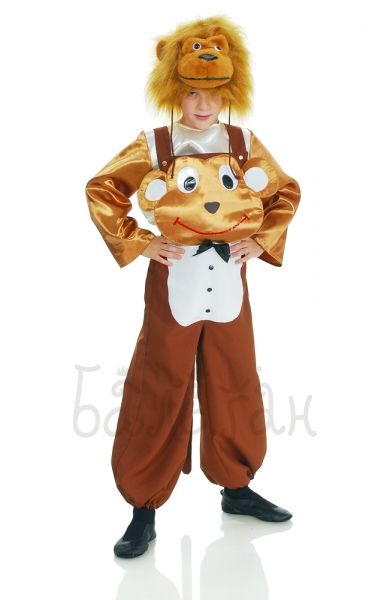 Animal cosplay monkey costume for little boy