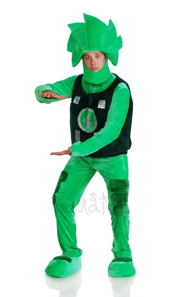 Fixico Papus modern cartoon costume for man