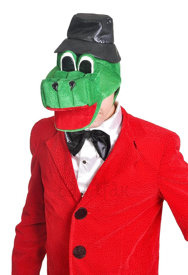 Костюм Крокодила Гены