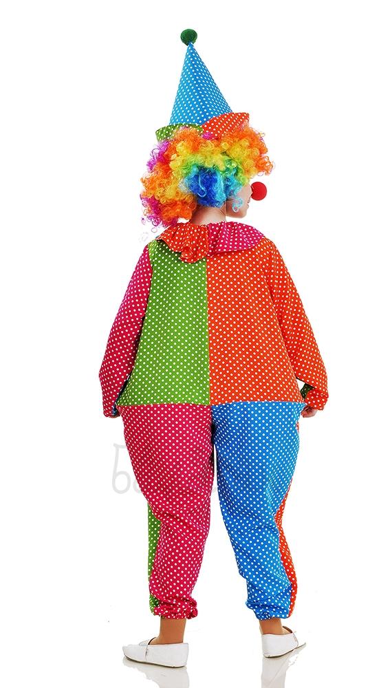 Костюм клоуна Лютика