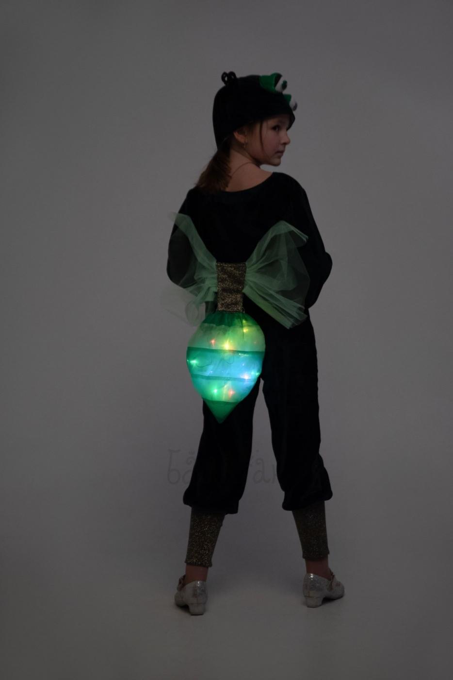 Костюм светлячка для мальчика