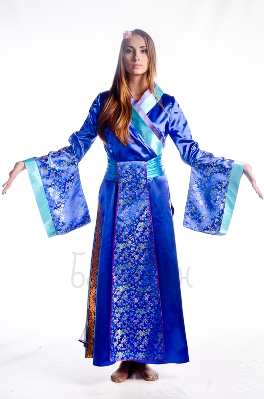 Костюм гейши (кимоно)