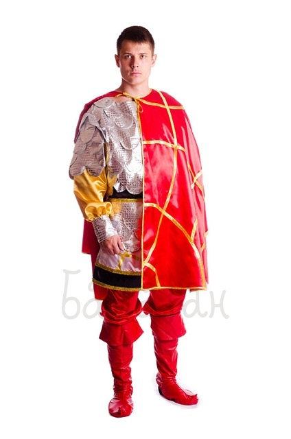 Костюм князя