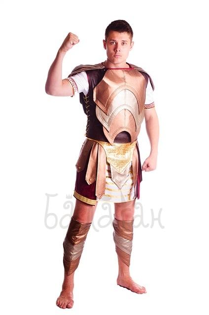 Костюм спартанца