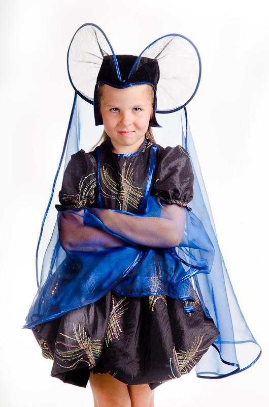 Костюм колдуньи для девочки
