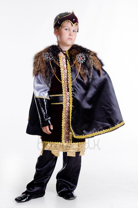 Костюм короля Арагорна для мальчика