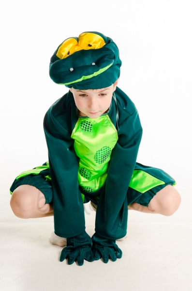 Frog costume for little boy animal Collection