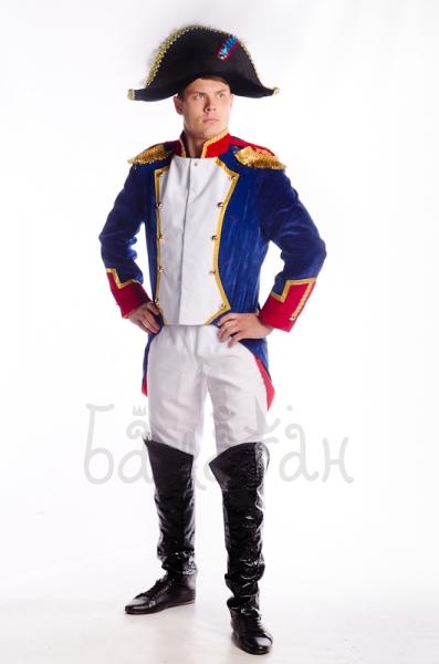 Napoleon Bonaparte costume for man