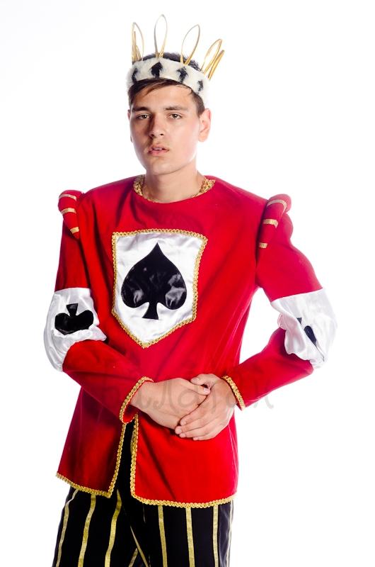 Костюм Пикового Короля