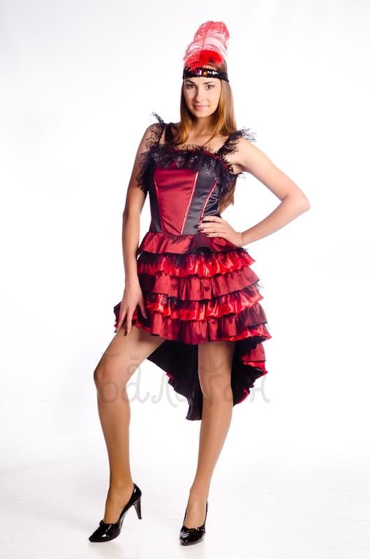 Костюм танцовщицы кабаре