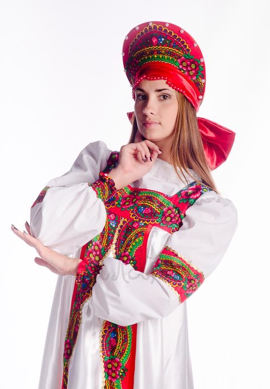 Костюм Василисы премудрой