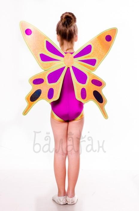 Костюм бабочки в купальнике